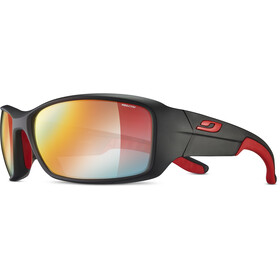 Julbo Run Reactiv Performance Sunglasses Men black/red/multilayer red